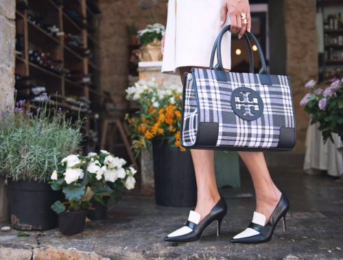 eight30 eight30 Épicerie fine h&m dress tory burch bag celine heels