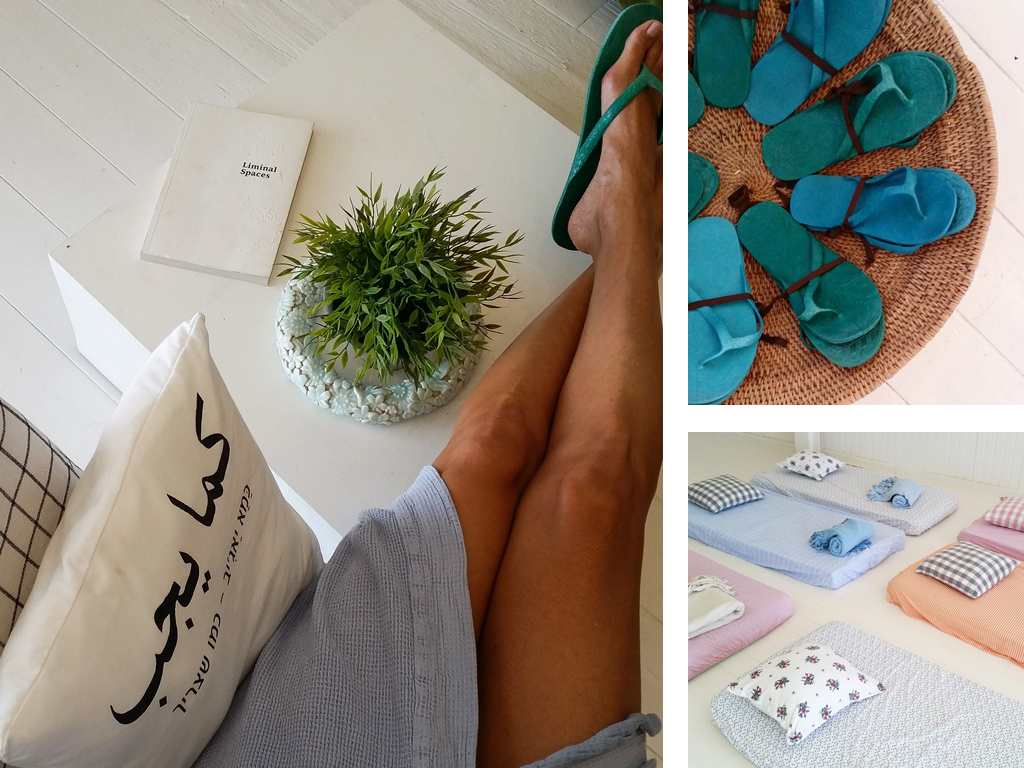 eight30 COOLA comme il faut spa feet