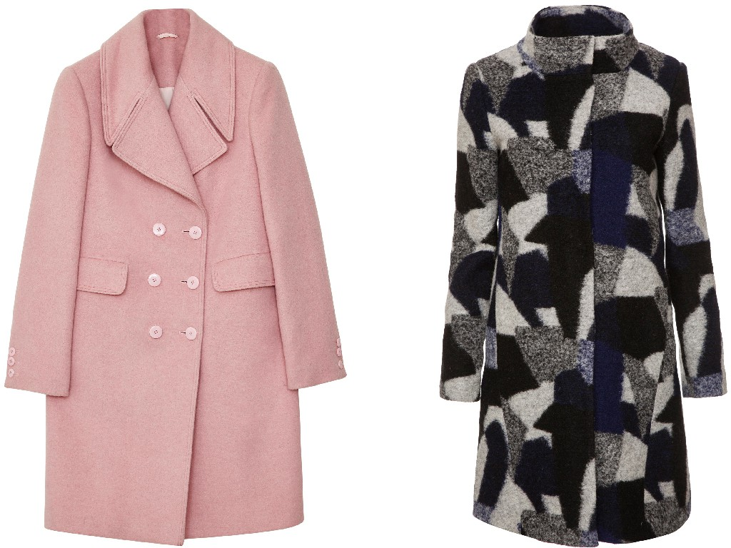 eight30 Statement Coat - asos - golf