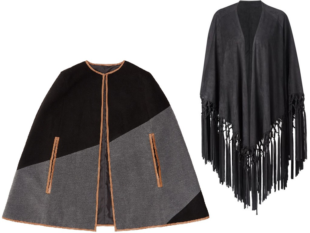eight30 - capes & ponchos - mango - asos