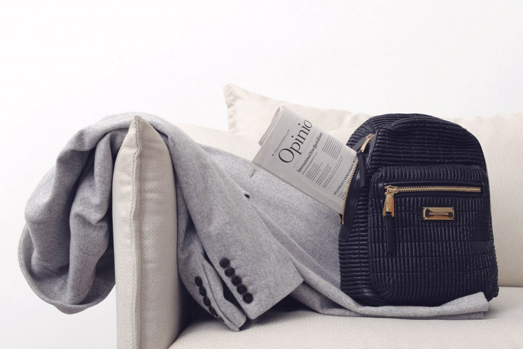 eight30 - shades of grey - twin set - zara - h.stern - JUICY COUTURE