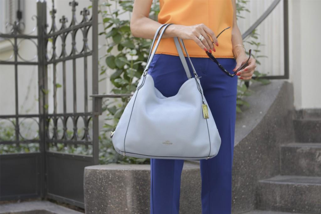 eight30 - Victoria Victoria Barachman - Armani jeans - Céline - Coach - Pandora
