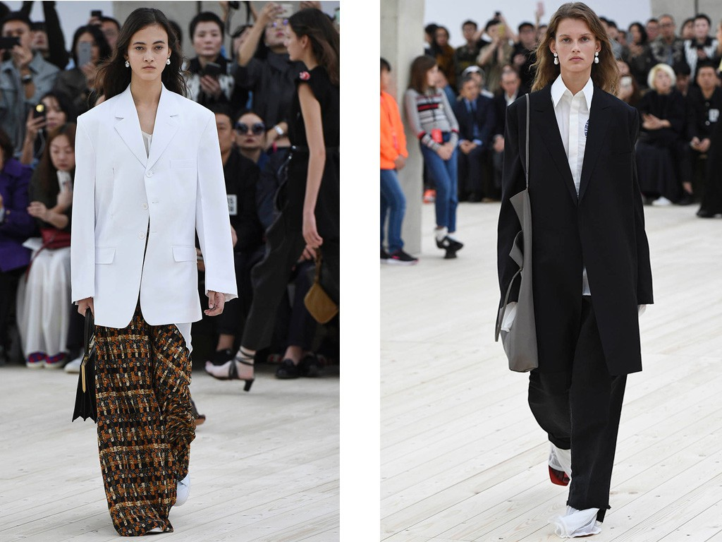 EIGHT30 - Céline ss17 - paris fashion week - runway