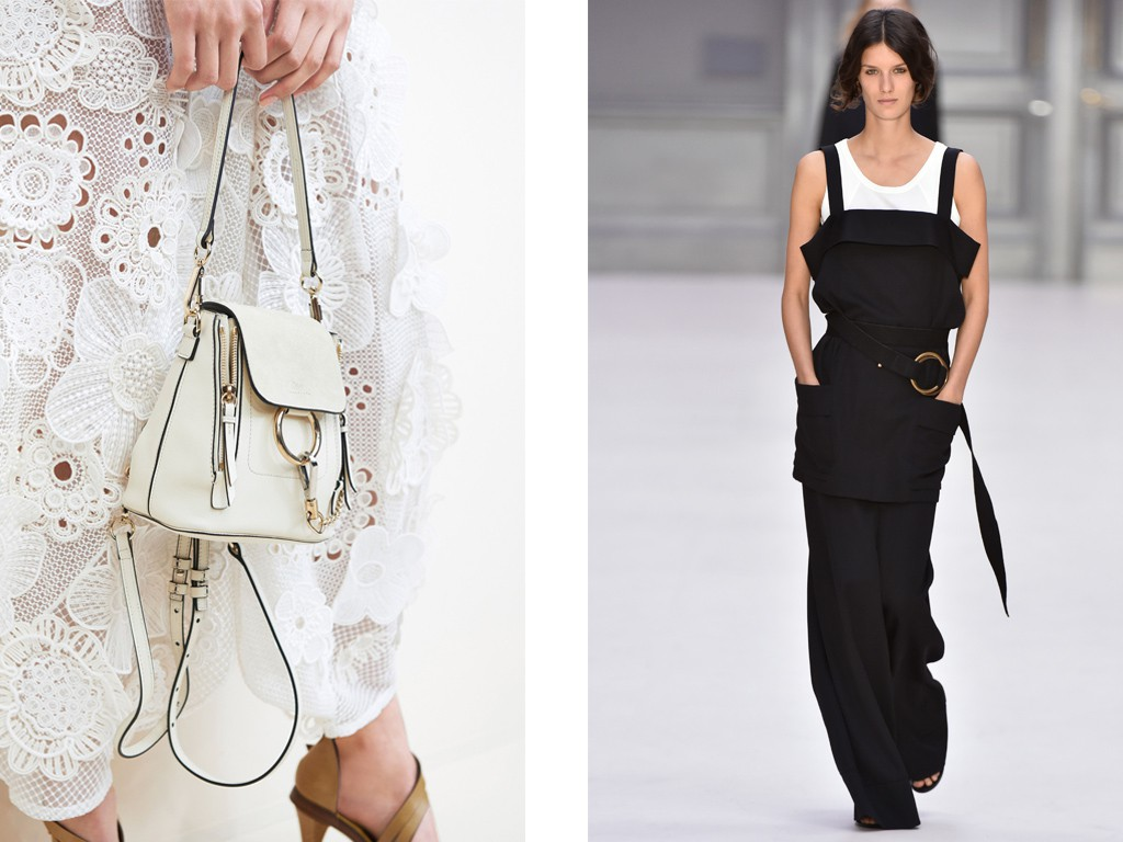 chloe - Chloé fashion show ss17 - street style - eight30 - Paris fashion week