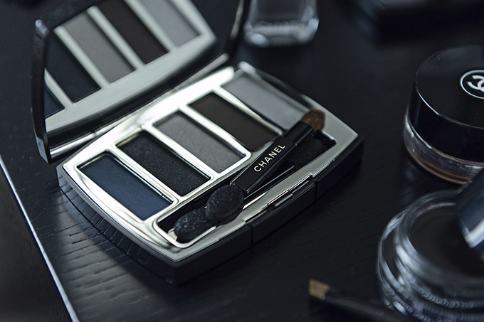 eight30 - chanel cosmetics makeup - libre  libre collection - Holiday 2016 - Salon Lishe Beauty Boutique - h.stern - the ritz carlton herzliya - ARCHITECTONIC - EYESHADOW PALETTE