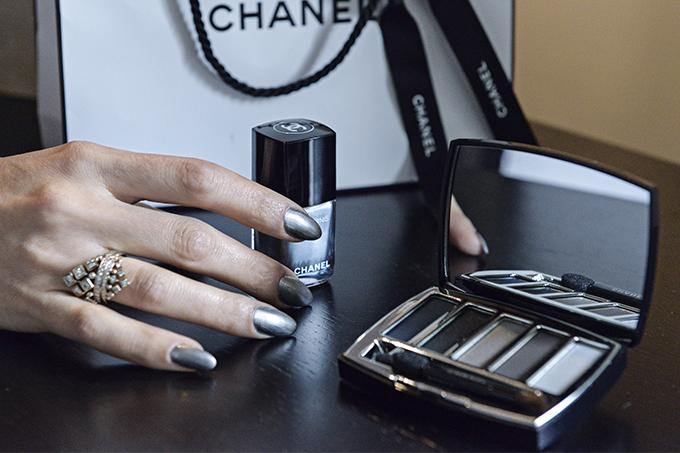 eight30 - chanel cosmetics makeup - libre  libre collection - Holiday 2016 - Salon Lishe Beauty Boutique - h.stern - the ritz carlton herzliya -   LE VERNIS - NAIL COLOUR – 540 LIQUID MIRROR