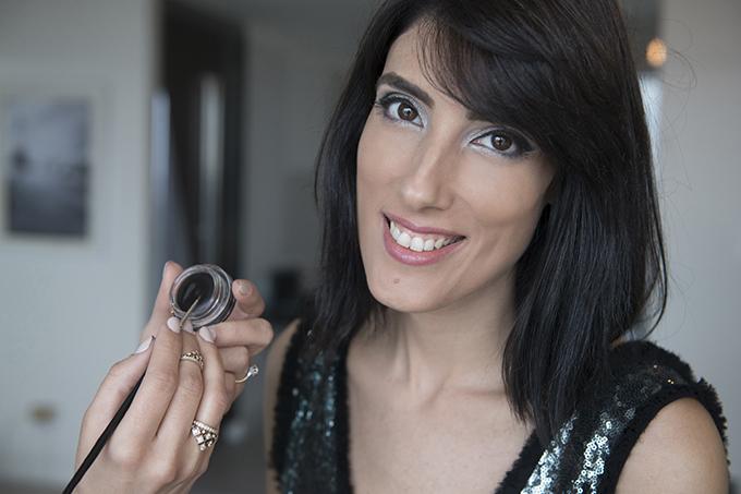 eight30 - chanel cosmetics makeup - libre  libre collection - Holiday 2016 - Salon Lishe Beauty Boutique - h.stern - the ritz carlton herzliya -  CALLIGRAPHIE DE CHANEL - LONGWEAR INTENSE CREAM EYELINER - 65 HYPERBLACK