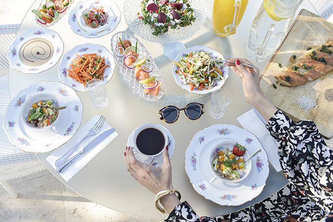 eight30 - Maskit Boutique Hotel in Liman - kipling bag - zara shoes - vacation - getaway - lilach elgrably - dress - dior - breakfast