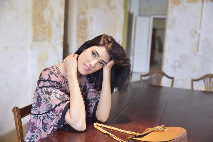 eight30 - fashion blog - israel - tel aviv -  chloe - ss2017 - love story - Chloé Mini Drew Leather Shoulder Bag  - Eau de Toilette - Fragrance - dress