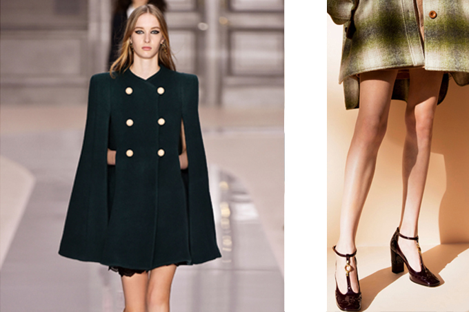 eight30 blog - Paris fashion week – Chloé AW17  - Clare Waight Keller