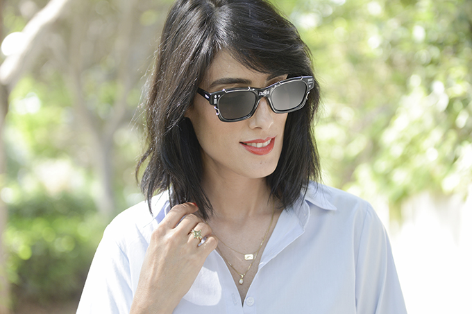 eight30 - dior sunglasses - Мой-moi collection - celine bag - tel aviv street style - zara - liat gilad jewelry