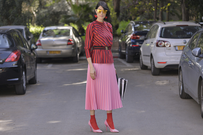 EIGHT30 blog - tel aviv blog - israel blogger - street style - ss18 fashion trend - zara - H&M