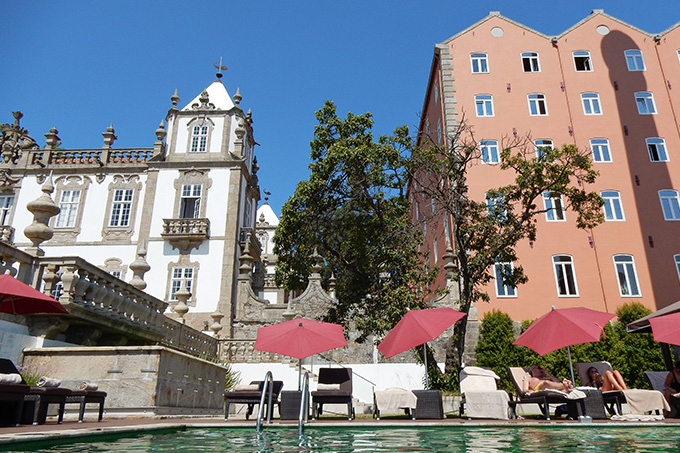 EIGHT30 - porto travel guide - hotel Pestana Palacio do Freixo