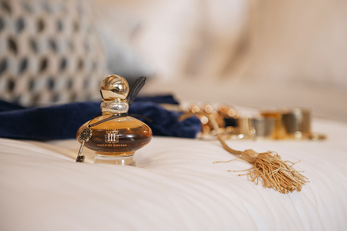 EIGHT30 - Eisenberg secret 3 voile de chype - James Richardson Duty Free - perfume 2