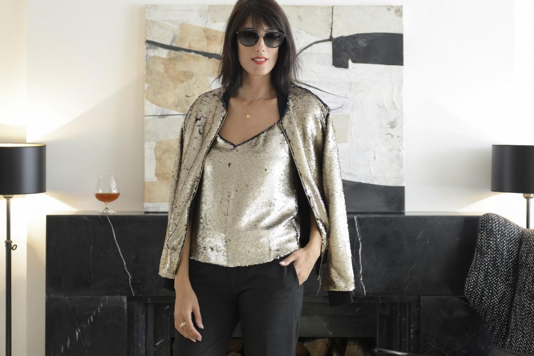 eight30 - white villa tel aviv - stradivarius - nine west shoes - Armani sunglasses - h.stern - gold - whisky