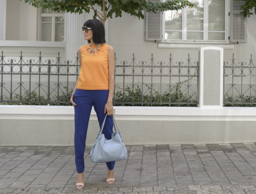 eight30 - Victoria Victoria Barachman - Armani jeans - Céline - Coach - aldo - Pandora