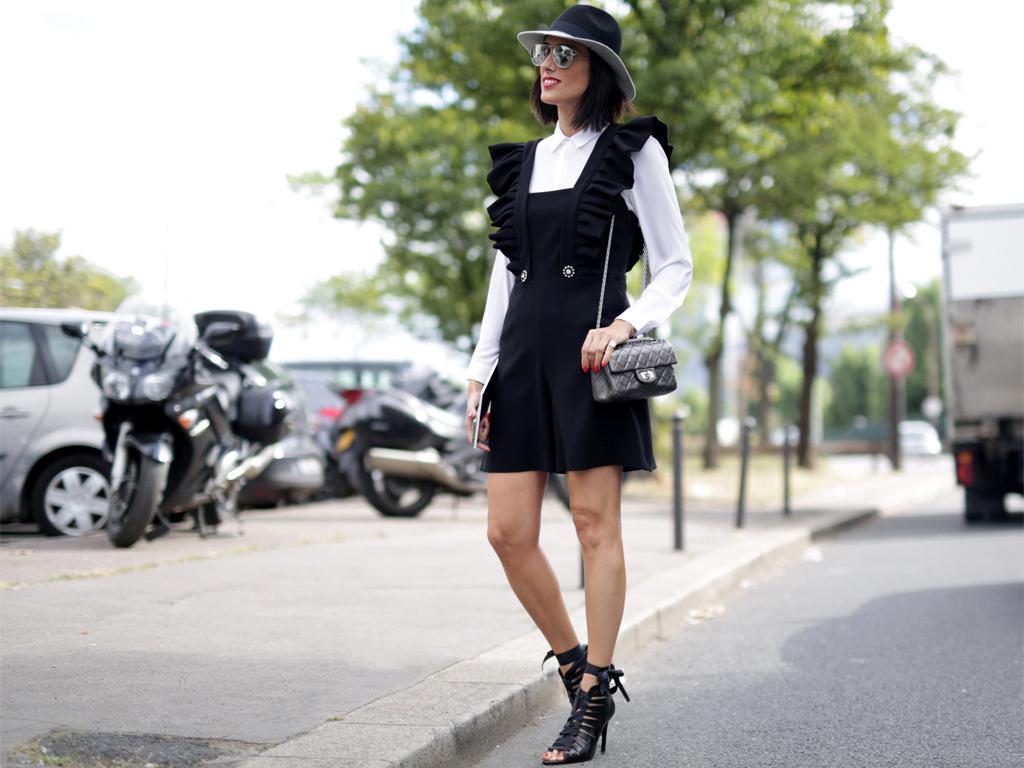 EIGHT30 - Céline ss17 - paris fashion week - claudie pierlot - chanel