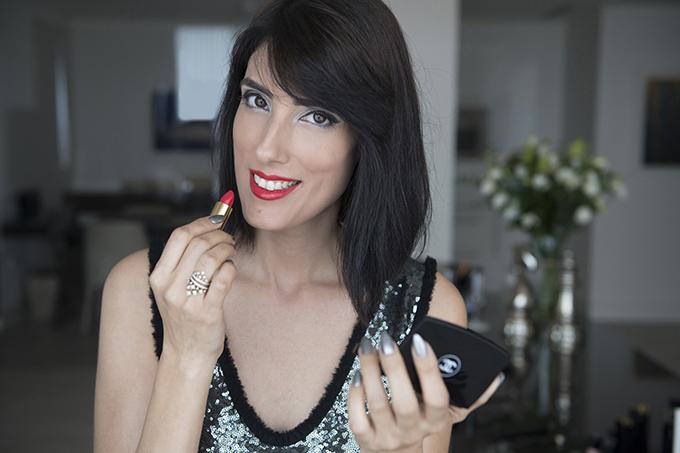 eight30 - chanel cosmetics makeup - libre libre collection - Holiday 2016 - Salon Lishe Beauty Boutique - h.stern - the ritz carlton herzliya - LE CRAYON LÈVRES - PRECISION LIP DEFINER - 97 DÉSIR - ROUGE ALLURE - INTENSE LONG-WEAR LIP COLOUR – 257 ULTRAROSE