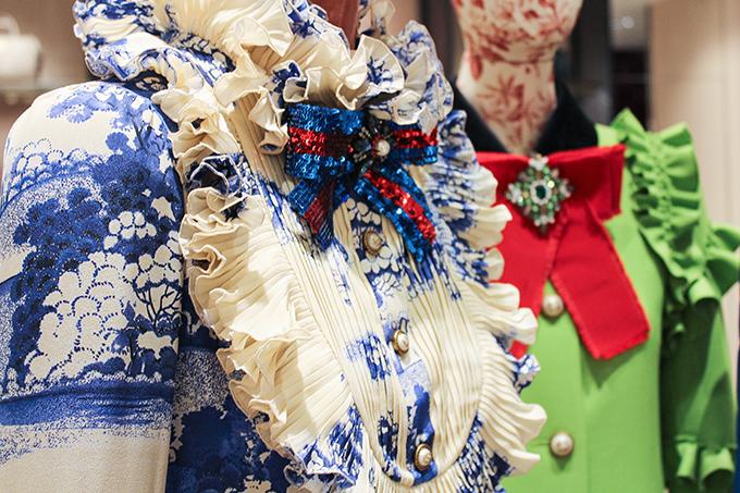 eight30 blog - gucci - paris fashion week