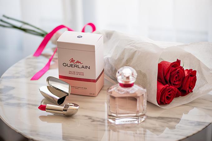 EIGHT30 30 Mon Guerlain Edt Bloom Of Rose intercontinental hotel tel aviv