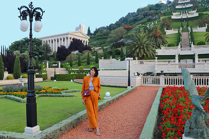 EIGHT30 HAIFA CITY TOUR bahai gardens 3