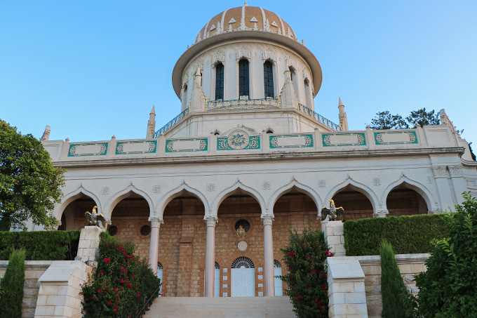 EIGHT30 HAIFA CITY TOUR bahai gardens