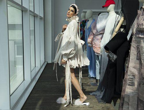EIGHT30 blog for Shenkar department of Fashion Design Ann Dahan Safe zone
