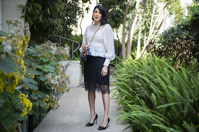 EIGHT30 -maternity fashion - baby boom - HM - Burberry bag - Comme il faut